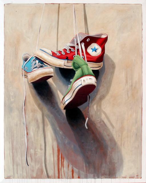 Santiago Garcia, 'Converse #1010', 2010-2018, Eisenhauer Gallery