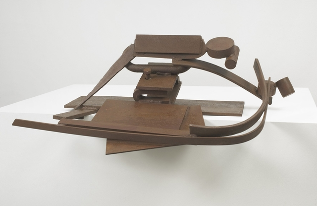 , 'Table piece CCCXLV,' 1977, CarrerasMugica
