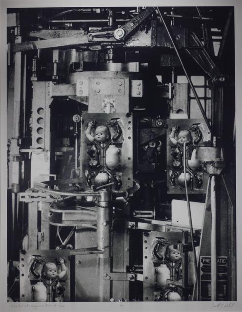 , 'Capitalist Organization of Time II,' ca. 2010, Winston Contemporary Art