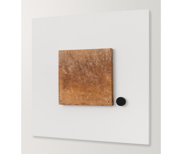 , 'Monocromo de cuero III,' 2019, Herlitzka + Faria