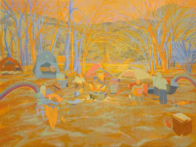 Jen Hitchings, 'River Rats', 2015, PROTO Gallery