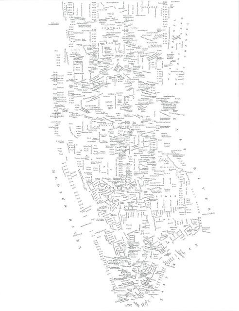 , 'Manhattan 1964,' 2015, Davidson