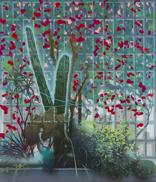 , 'Improvised Gardens IV (New Year),' 2017, Edward Cella Art and Architecture
