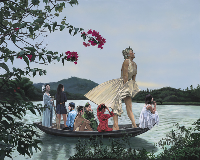 , 'Youth  芳华,' 2018, Art+ Shanghai Gallery