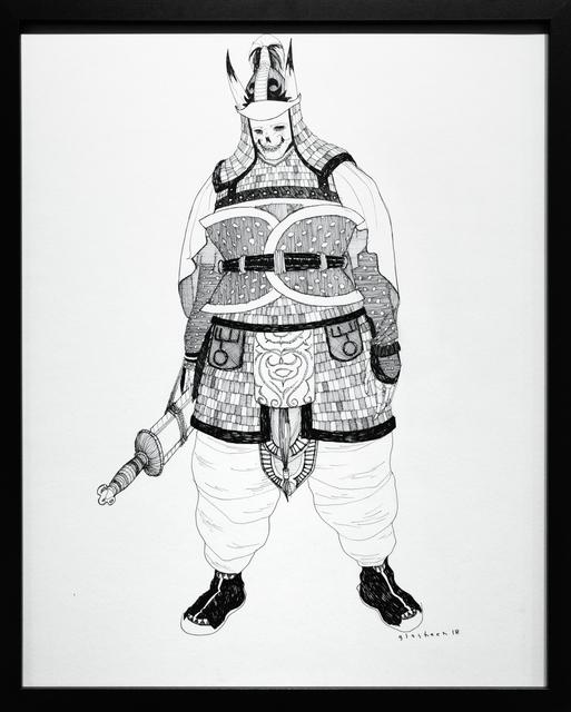 , 'Dead King 13 [5th Century Korean Lord],' 2018, Paradigm Gallery + Studio