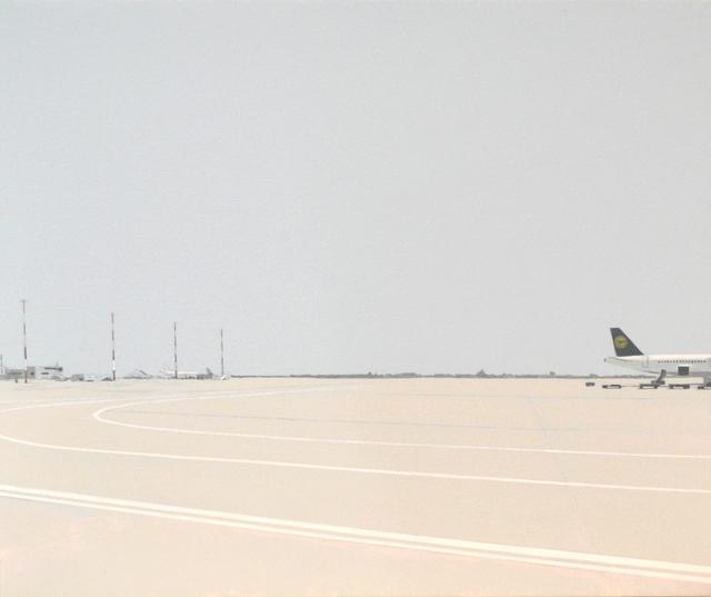 , 'Airport,' 2017, GALLERY MoMo