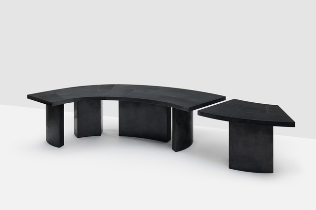 , 'Layered Series-dining table,' 2016, g.gallery