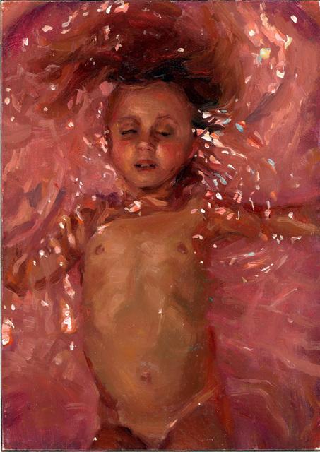 , 'Rose Bath,' 2018, Abend Gallery