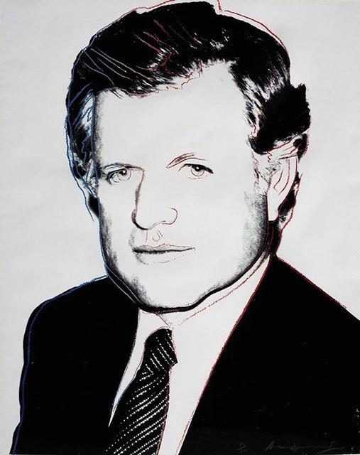 Andy Warhol, 'Edward Kennedy (FS II.240)', 1980, Robert Fontaine Gallery