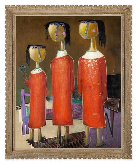 , 'Tres hermanas ,' ca. 1980, Biaggi & Faure Fine Art