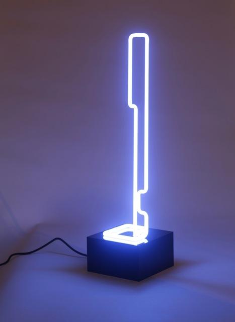 Geneviève Claisse, 'Linear sculpture', 1982, Kunzt Gallery