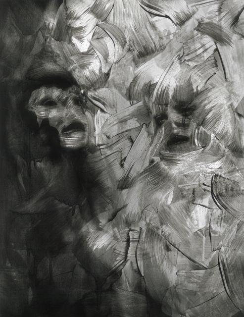 , 'Duelo de cisnes,' 2016, Galerie SOON