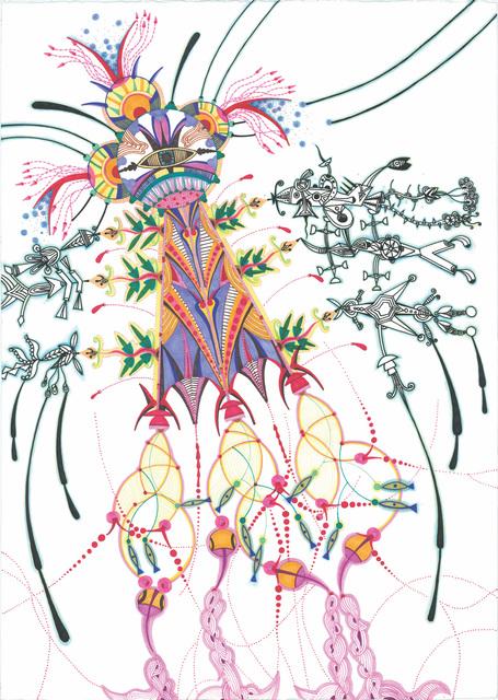 , 'El Diluvio Prometido - II,' 2018, JCamejo Art