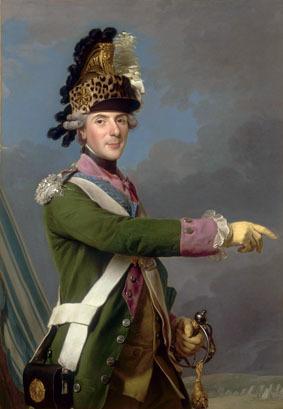 , 'Louis de France, dauphin, fils de Louis XV (Louis, Dauphin of France),' 1765, Château de Fontainebleau