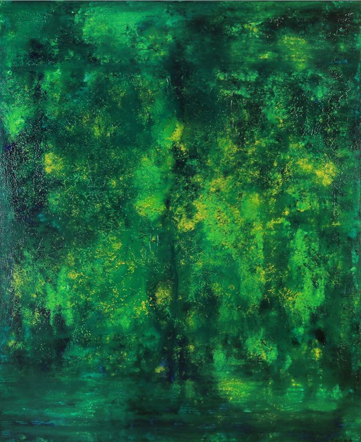 , 'Green, Air, Water No.1,' 2018, Tsubakiyama Gallery