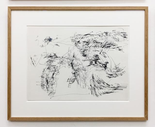 , 'Freigeregelte No.1,' 1990, Betts Project