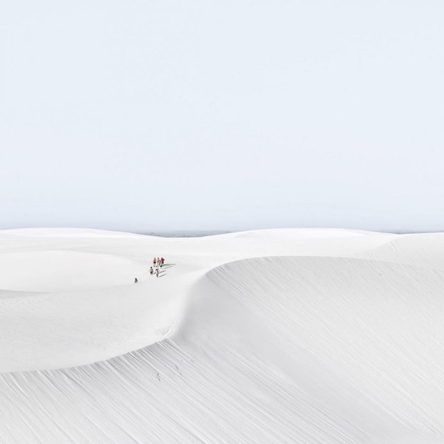 David Burdeny, 'Angle of Repose, Lencois Maranhenses, Brazil', 2013, CHROMA GALLERY