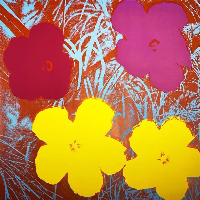 Andy Warhol, 'Flowers II.71', 1970, Hamilton-Selway Fine Art