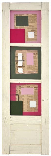 , 'Objetivos específicos (de la serie Diario se cuela la luz, diario se fuga el color),' 2016, Pioneer Works