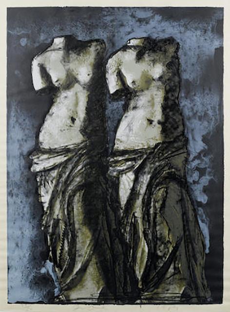 Jim Dine, 'Double Venus in the Sky at Night', 1984, F.L. Braswell Fine Art