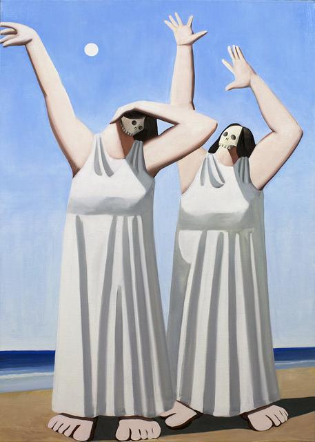, 'Women On The Beach,' 2017, Massey Klein Gallery