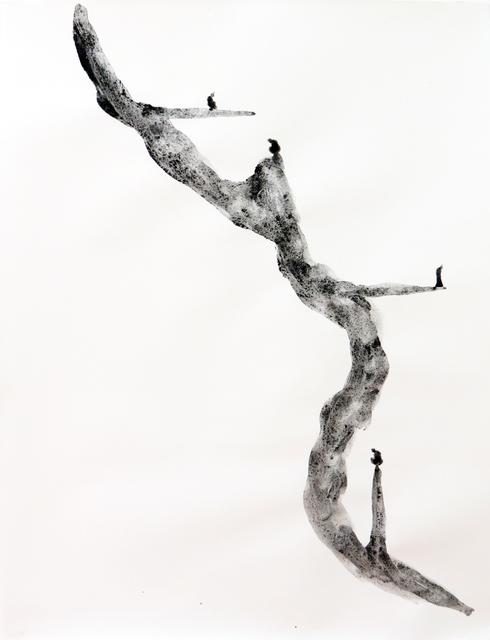 , 'Stylites #5,' 2014, Caroline Pagès Gallery