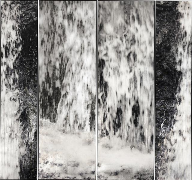 , 'Cascade Falls (Quad),' 2014, Gallery Henoch
