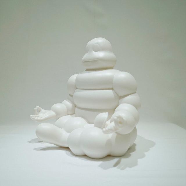 Li Lihong, 'Michelin China White', 2019, Sculpture, Ceramic, Galerie Loft