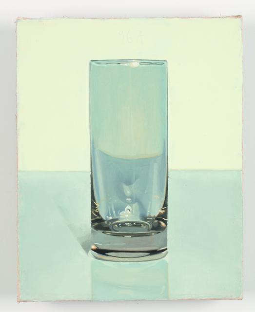 , '967 (Tag um Tag guter Tag),' 1990, KÖNIG GALERIE