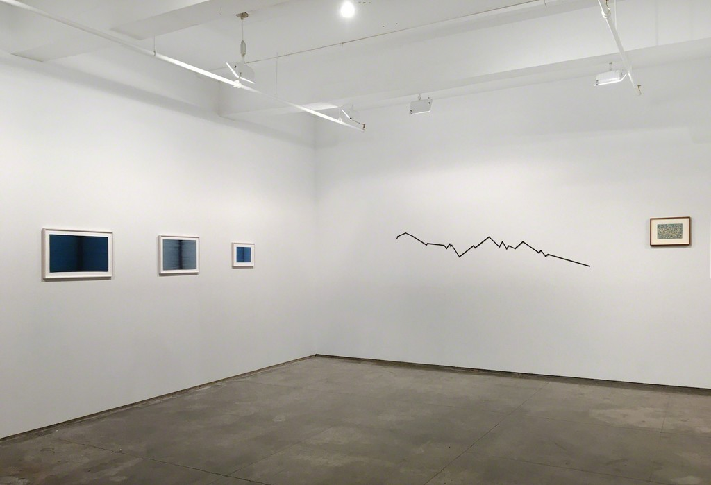 Irma Blank and Hamish Fulton