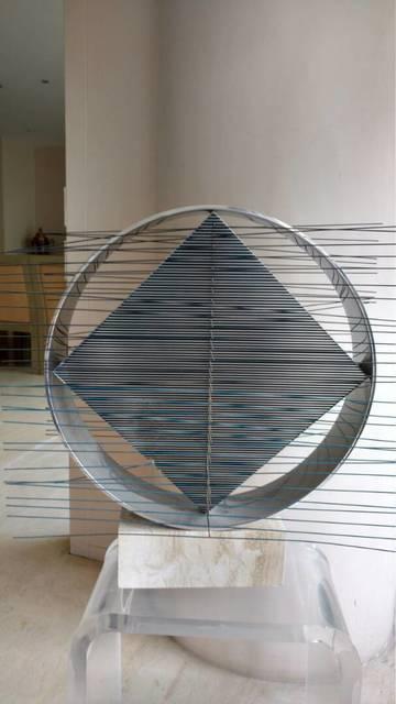 , 'Rombo en el circulo,' 1975, Leon Tovar Gallery