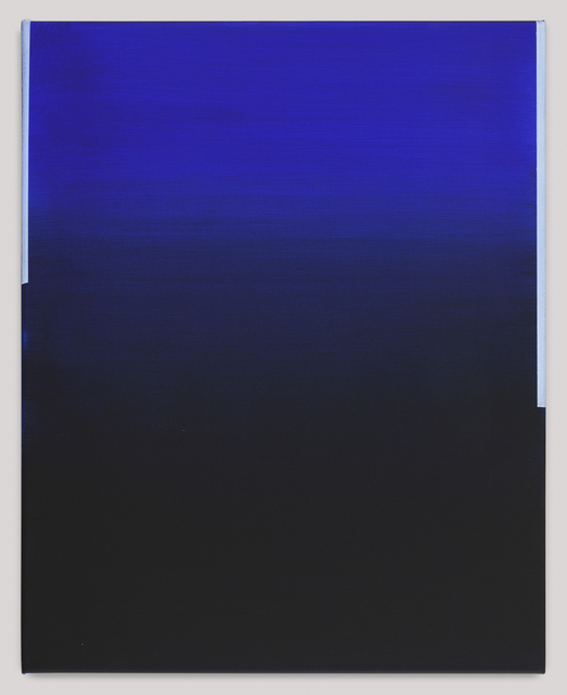 , 'In Absentia (Ultramarine Deep),' 2018, Night Gallery