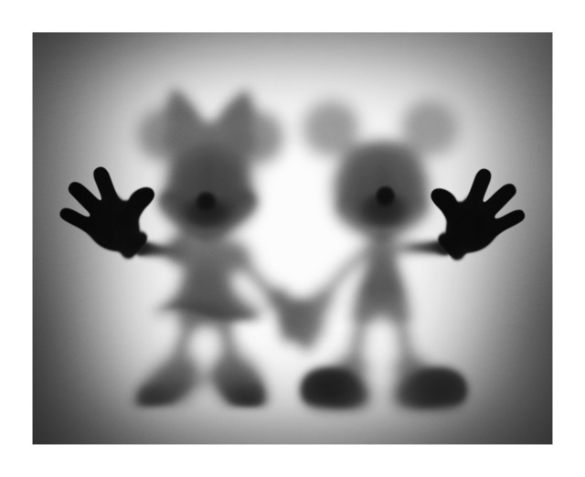 , 'Gone Minnie and Mickey,' 2019, TAG Fine Arts
