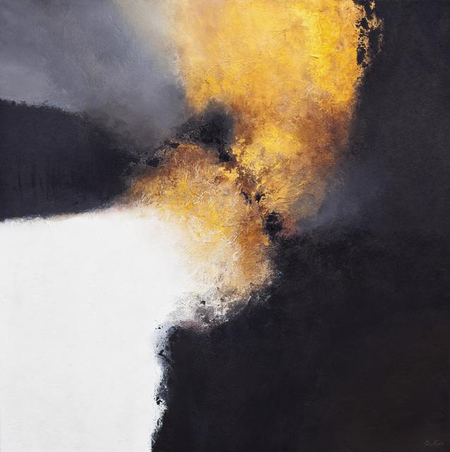 , 'Gold & Black #8,' 2015, Artig Gallery