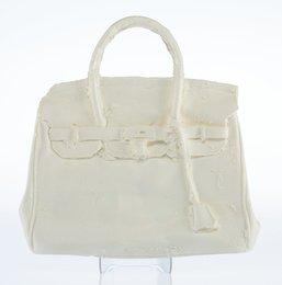 Homemade Hermes Birkin Bag