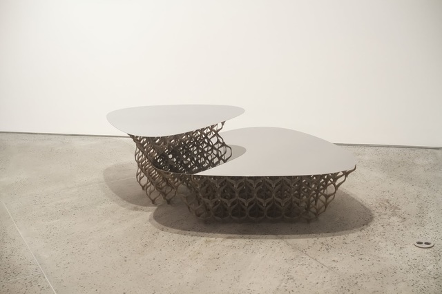 , '#4 Mobi/Low Table/Double,' 2015, Chamber