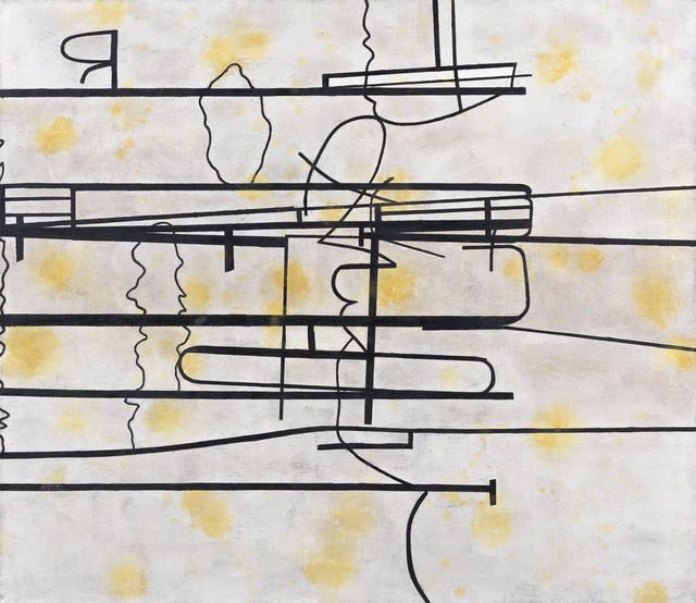 , 'Wire and Rods,' 1979, Osborne Samuel