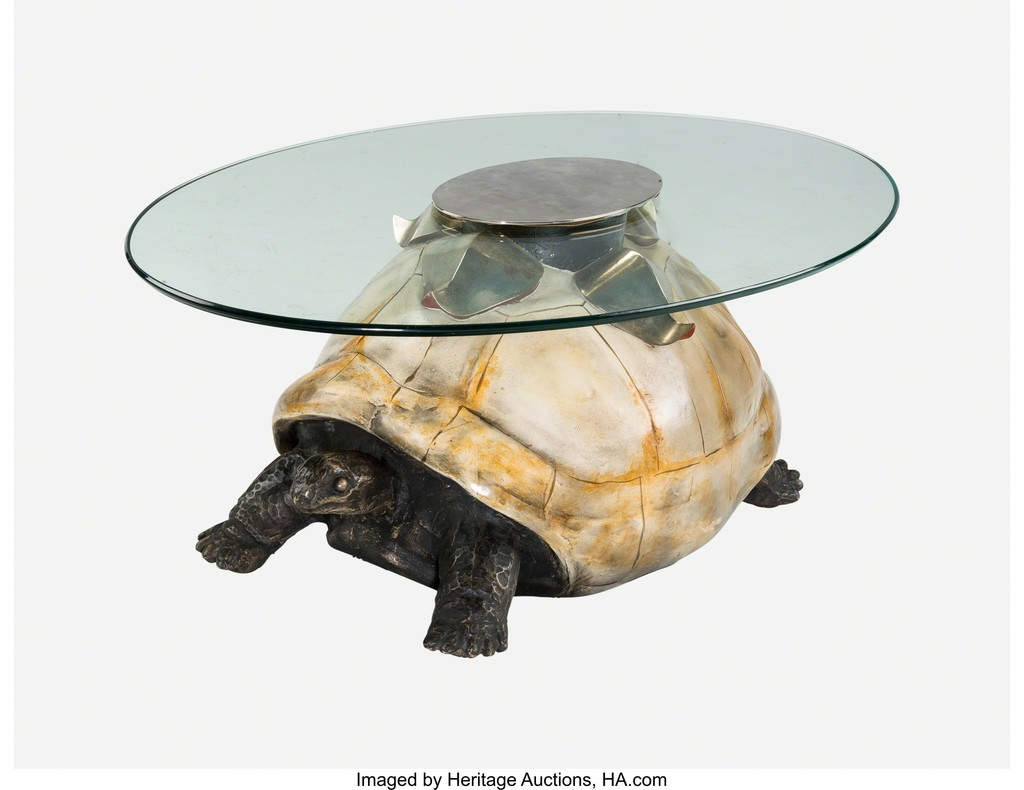 Anthony redmile tortoise coffee table circa 1975 artsy anthony redmile tortoise coffee table circa 1975 heritage auctions geotapseo Gallery