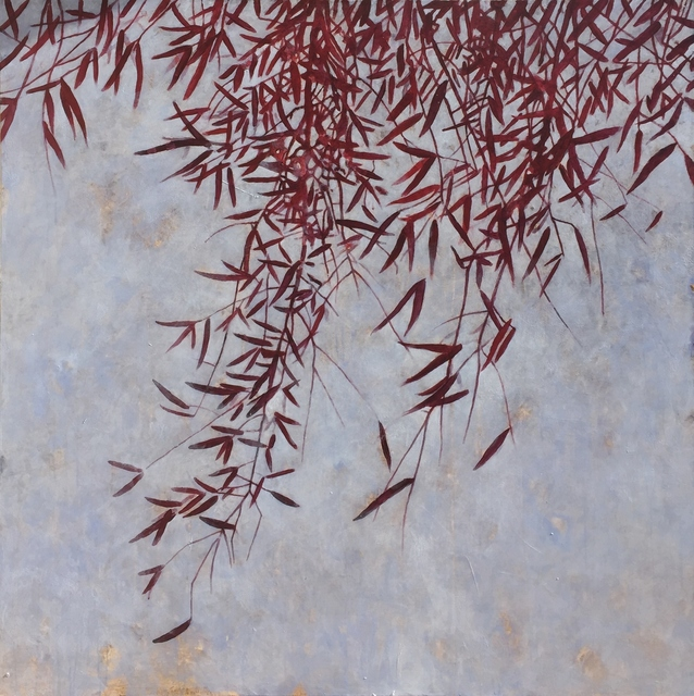 , 'Red Lines,' 2018, Thomas Deans Fine Art