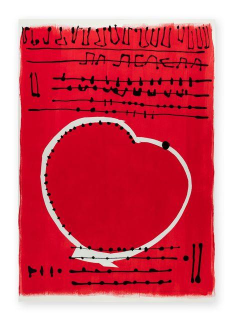 Anna Maria Maiolino, 'Untitled, from Peculiaridades (Peculiarities) series', 2018, Hauser & Wirth