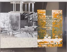 , 'Pegasits/ ROCI USA (Wax Fire Works),' 1990, Locks Gallery