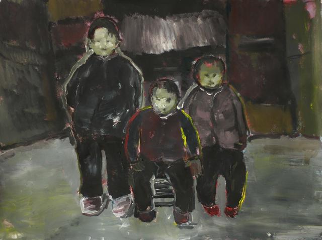 , 'Childhood 童年,' 2017, Harmony Art Gallery