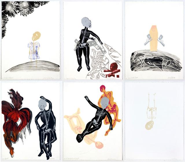 , 'Soul Erased Series,' 1999, Goya Contemporary/Goya-Girl Press
