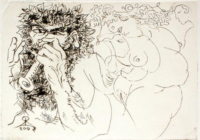 , 'Faun's Afternoon,' 2008, Gallery Katarzyna Napiorkowska | Warsaw & Brussels