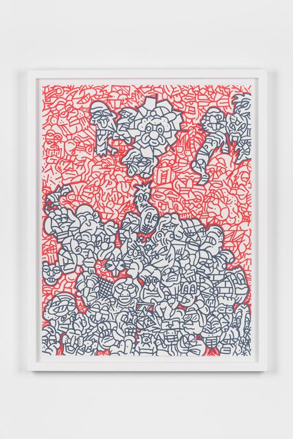 Fuzi, 'IGNORANTISM 39', 2017, Underdogs Gallery