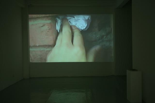 Luz María Bedoya, 'Muro', Installation, Video, Giorgio Persano