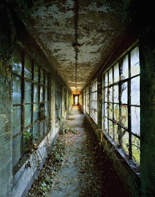 Stephen Wilkes, 'Corridor 9, Island 3, Ellis Island [E1]', ca. 1998-2003, Photography, Ilfochrome print, ClampArt