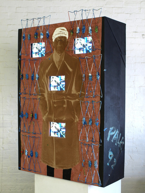 , 'Maciunas Painting #1,' 1992, Arario Gallery