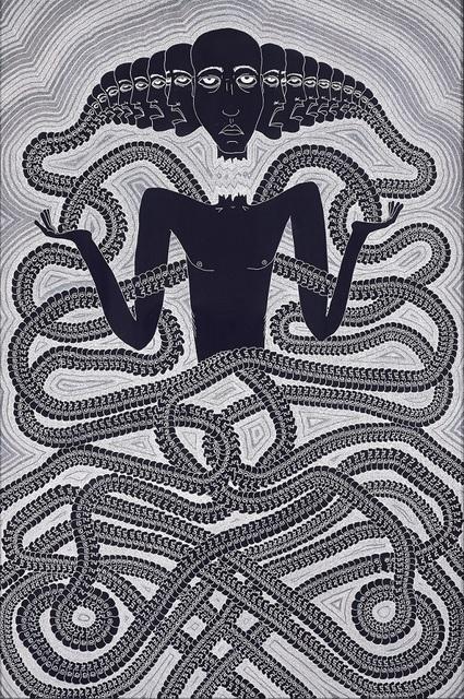 , 'A BLIND MAN,' 2014, Martin Browne Contemporary
