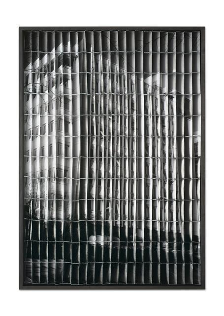 , 'Südlich der Mittelbruchzeile,' 2016, alexander levy